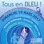 """Image Marche """"tous en bleu"""" contre le cancer du colon"""