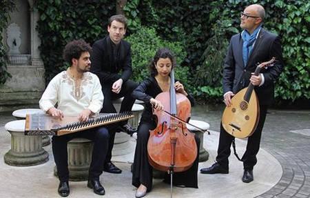 Quatuor Oriental Liszt