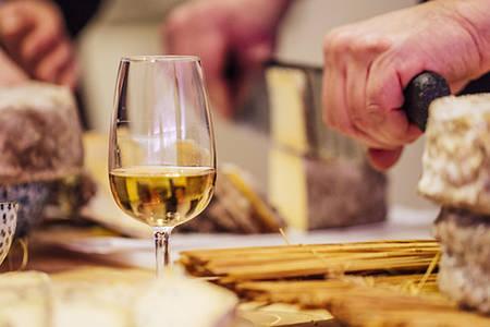 Pains, fromages et vins de Loire