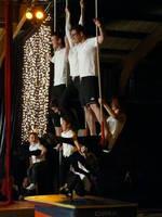 Image Sensibilisation arts dur cirque parent-enfant 3 à 5 ans