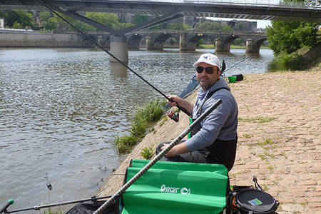 Initiation à la pêche au feeder