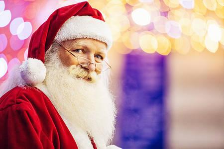 Promenades du Père Noël en calèche