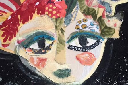 Portraits fleuris