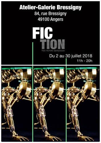 Exposition Fiction : nos mondes dystopiques