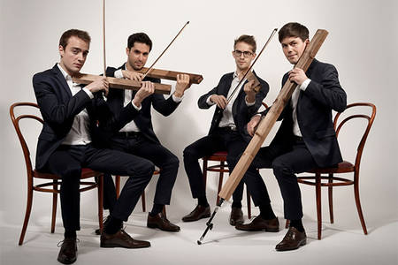 Quatuor Yako - Spectacle annulé