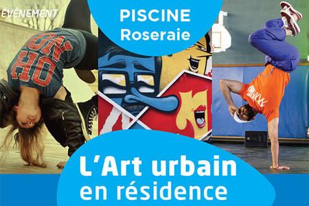 L'art urbain en résidence