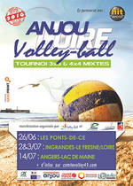 Image Tournée Anjou-Loire volley-ball