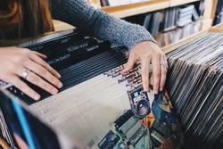 Spéléo vinyles
