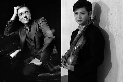 Daishin Kaishimoto, violon - Éric Le Sage, piano - Spectacle annulé