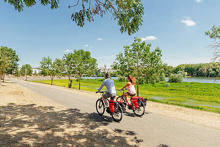 Angers Bike Tour en coeur de ville