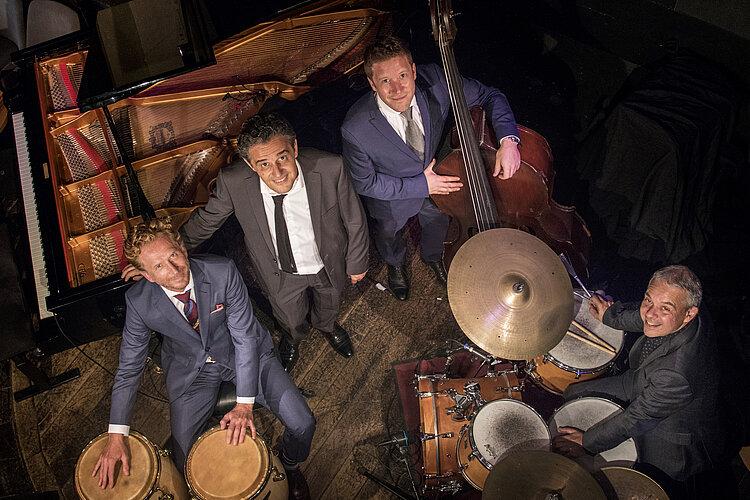 Pierre Christopher Quartet - Tribute to garner