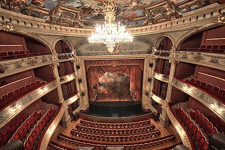 Visite libre du Grand-Théâtre