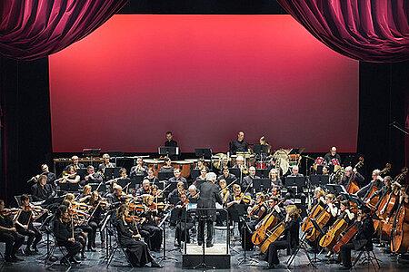 Concert de l'orchestre symphonique Scènefonia