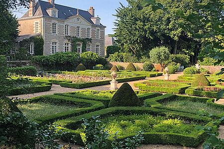 """""""Comprendre un jardin historique"""" au manoir des Lauriers"""