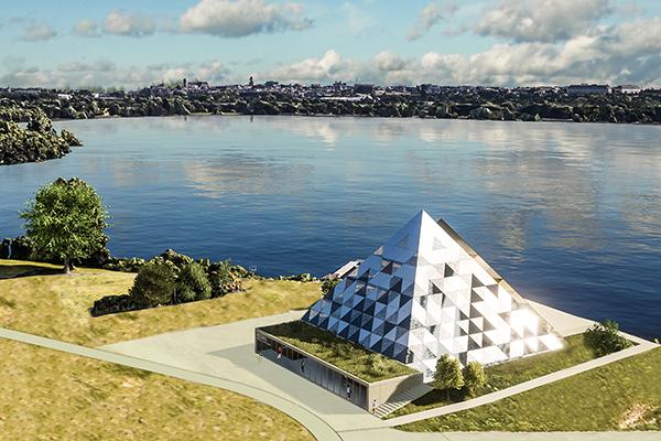 Réaménagé, le parc du lac de Maine deviendra le Lac d'Angers