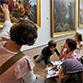 Animations dans les musées pendant les vacances