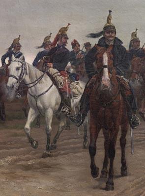"""Visite commentée de l'exposition """"1870, une guerre oubliée?"""""""