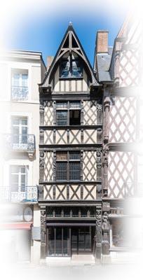 L'Oisellerie, maison du 16e siècle