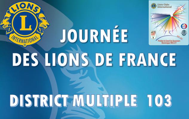 Journée des Lions de France