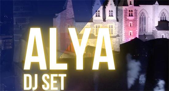 Alya DJ set