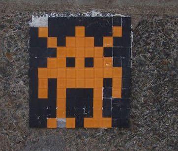 Sticker et art urbain