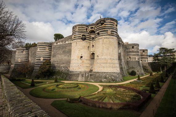 Balade slamée du Château d'Angers
