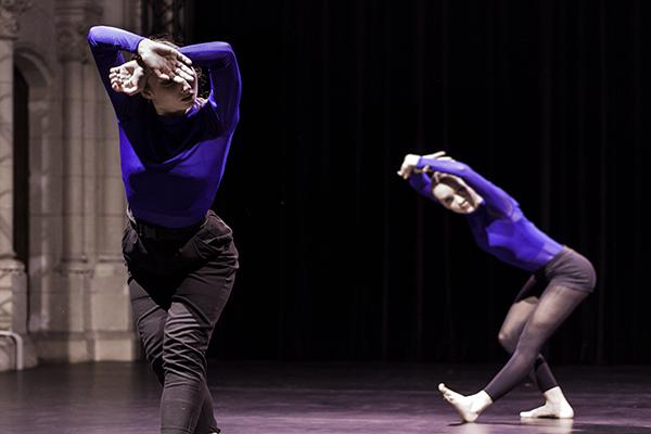 Carte Blanche - Danse jazz