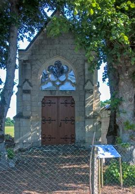 Restauration de la chapelle Saint-Joseph