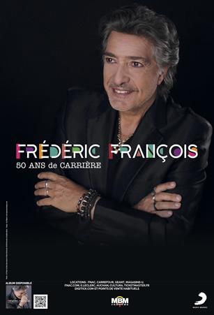 Frédéric François - Concert reporté