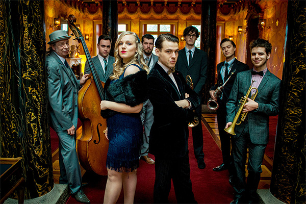 Galaad Moutoz - Swing Orchestra - spectacle annulé
