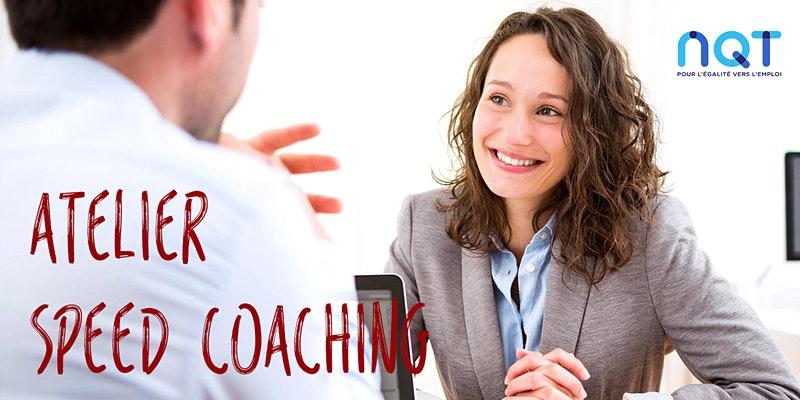 Speed coaching avec des Pros !