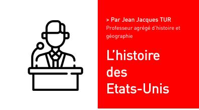 L'histoire des Etats-Unis Par Jean Jacques TUR