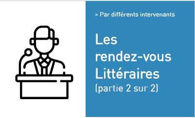 Les rendez-vous Littéraires Hubert Bricaud Cholet: littérature classique