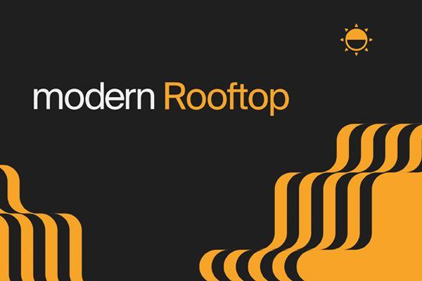 Modern Rooftop
