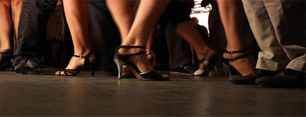 Tango à l'Ouest