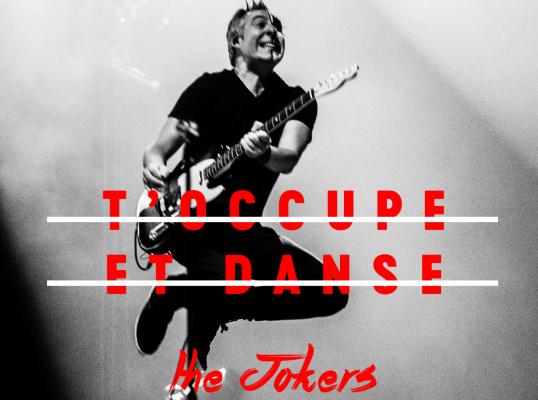 Festival Trélazé- The Jokers