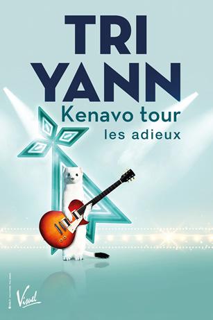 Tri Yann - Kenavo Tour - REPORTE
