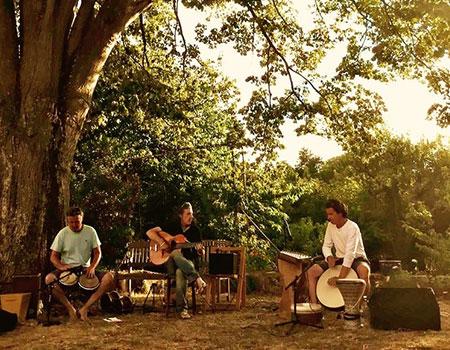Estivales Angevines - Trio du bled