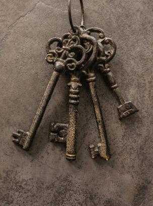 """Grand jeu """"Les clés du gardien"""""""