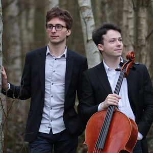 Yan Levionnois et Guillaume Bellom